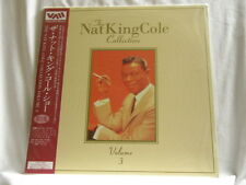 NAT KING COLE Collection Vol 3 Johnny Mercer Cheerleaders NEW JAPAN laserdisc LP