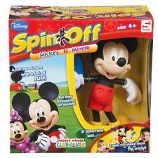 Disney Mickey Mouse Muñeco Figura De Juego Spin off Modelo Juguete Fiesta Familia Juego