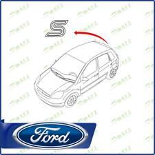 Original Ford® FIESTA/ FUSION 2004-2005 S EMBLEM SCHRIFTZUG HINTEN 1677617 #NEU#