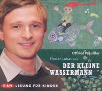 FLORIAN LUKAS - DER KLEINE WASSERMANN 2 CD NEU