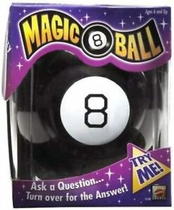 Magic 8 Ball Fortune Telling Game New