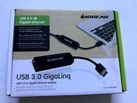 Iogear - GUC3100 - Gigabit Ethernet Adapter Over USB 3.0