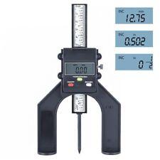 Digital Depthometer High Precision 0 80mm F Diy Woodworking Depth Gauge Caliper