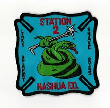 Nashua -- bomberos EE. UU. --