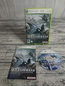 Ace Combat 6: Fires of Liberation (Xbox 360) PEGI 12+ Combat Game: Flying