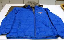Toronto Blue Jays MLB Baseball Jacket GIII Carl Banks Down Force Hooded XL
