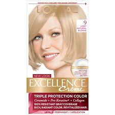 L'Oreal Excellence Creme 9 Light Natural Blonde