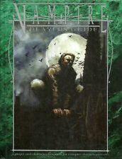 WW2305 Vampire: The Masquerade 2nd ed Players Guide, White Wolf, VGC