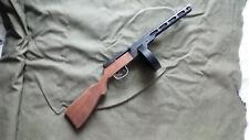 Wood Gun Model - Life size 1:1 Soviet PPSH-41 self assembling kit W