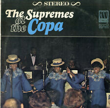 """""""THE SUPREMES"""" At the Copa / LP 33tours US (MOTOWN 636 Stereo) NM"""