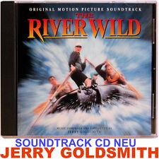 The River Wild (Am Wilden Fluss) - Jerry Goldsmith - Soundtrack CD NEU