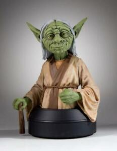 Yoda Bust Gentle Giant Concept Series 2018 Convention Exclusive 555/750 New