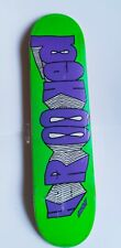 Krooked skateboard nos deck 2005 rare vintage Mark Gonzales art