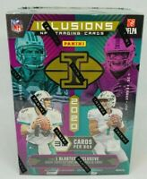 2020 Panini NFL Football SEALED Illusions Blaster Box🔥Herbert? Tua? Burrow?