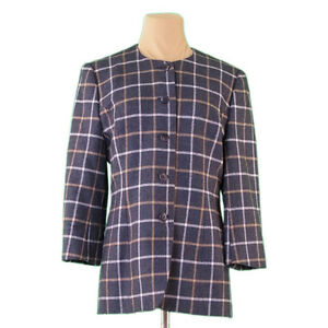 Aquascutum Coats Jackets Grey Woman Authentic Used L2236