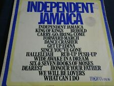 Independent Jamaica-Various Artistes-Trojan Records-Reggae-Ska-VG+LP