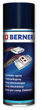 SPRAY PER COMPONENTI ELETTRONICHE 400ML BERNER