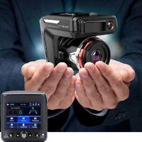 2in1 HD 1080P Car DVR Camera Recorder Radar Laser Speed Detector Dash Cam (X7)