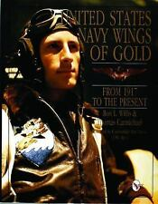 Book - United States Navy Wings of Gold from 1917 to the Present