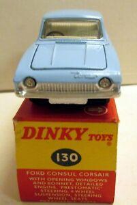 Dinky Toys 130 Ford Consul Corsair,  original