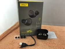 Jabra Elite 75t Wireless Earbuds - Titanium Black - USED
