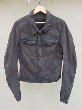 DRKSHDW by Rick Owens cotton jacket denim