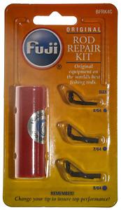 Fuji Rod Tip Repair Kit, BFRK4C - Dark Gray