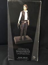 Gentle Giant Han Solo Star Wars Limited Edition Statue 1066/2000