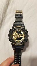 Casio G-SHOCK GA-110GB Wrist Watch for MenPre-owned