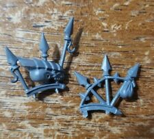 Warhammer 40k Chaos Space Marines Bits:Terminator Lord Tyranids Trophy Spikes