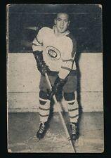 1952-53 St Lawrence Sales (QSHL) #47 CLAUDE ROBERT (Quebec) -Canadiens
