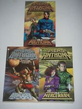 Piers Anthony Bio Of A Space Tyrant Boxed Set Of Three Books Softcover