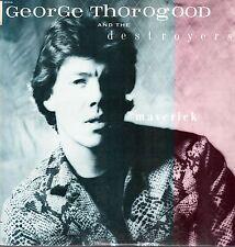 George Thorogood & the Destroyers LP Emi America Records 1985,ST-17145, Maverick