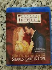 Shakespeare in Love (Blu-ray Disc, 2010, Canadian)