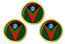 2nd Cavalry (Irish Army) Golf Ball Markers