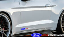 Ford Performance Logo Vinyl Decal Sticker for Mustang Fusion Focus Fiesta