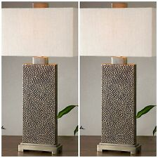 Uttermost Canfield Coffee Bronze Table Lamp 26938-1