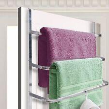 Frisch Badezimmer-Handtuchhalter aus Chrom | eBay NU66