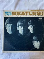 Meet The Beatles, The First Album By Englands Phenomenal Pop Combo, 1964, T2047