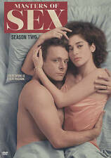Masters of Sex: Season Two (DVD, 2015, 4-Disc Set) New