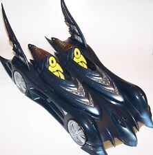 "2-in-1 Batman Batmobile Vehicle and Robin Motorcycle DC 20"" Mattel"