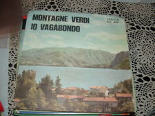 "MONICA SANDRI ""MONTAGNE VERDI"" LUCIANO VALLA ""IO VAGABONDO (Nomadi) "" ITALY'70"