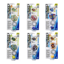 Hasbro BEYBLADE Burst set of 6 single tops Set : ODAX, R2, D2, W2, K2, Horusood