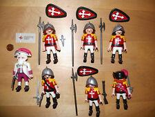 Playmobil Custom Spanier Conquestadores Musketiere Soldaten Armee Garde