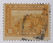 Travelstamps: 1913 US STAMPS SCOTT# 400  Used,ng,San Francisco Bay