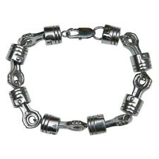 Bracelet - Piston & Connecting Rod Style * Great Quality Gift * Ships FREE to US