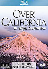 Over California (Blu-ray Disc, 2008) spectacular photography and great music
