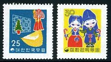 SOUTH KOREA SCOTT# 288-9 MINT NEVER HINGED AS SHOWN