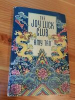The Joy Luck Club by Amy Tan (1989, Hardcover) 1st Edition