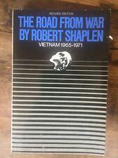 THE ROAD FROM WAR - VIETNAM 1965-1971 - Robert Shaplen